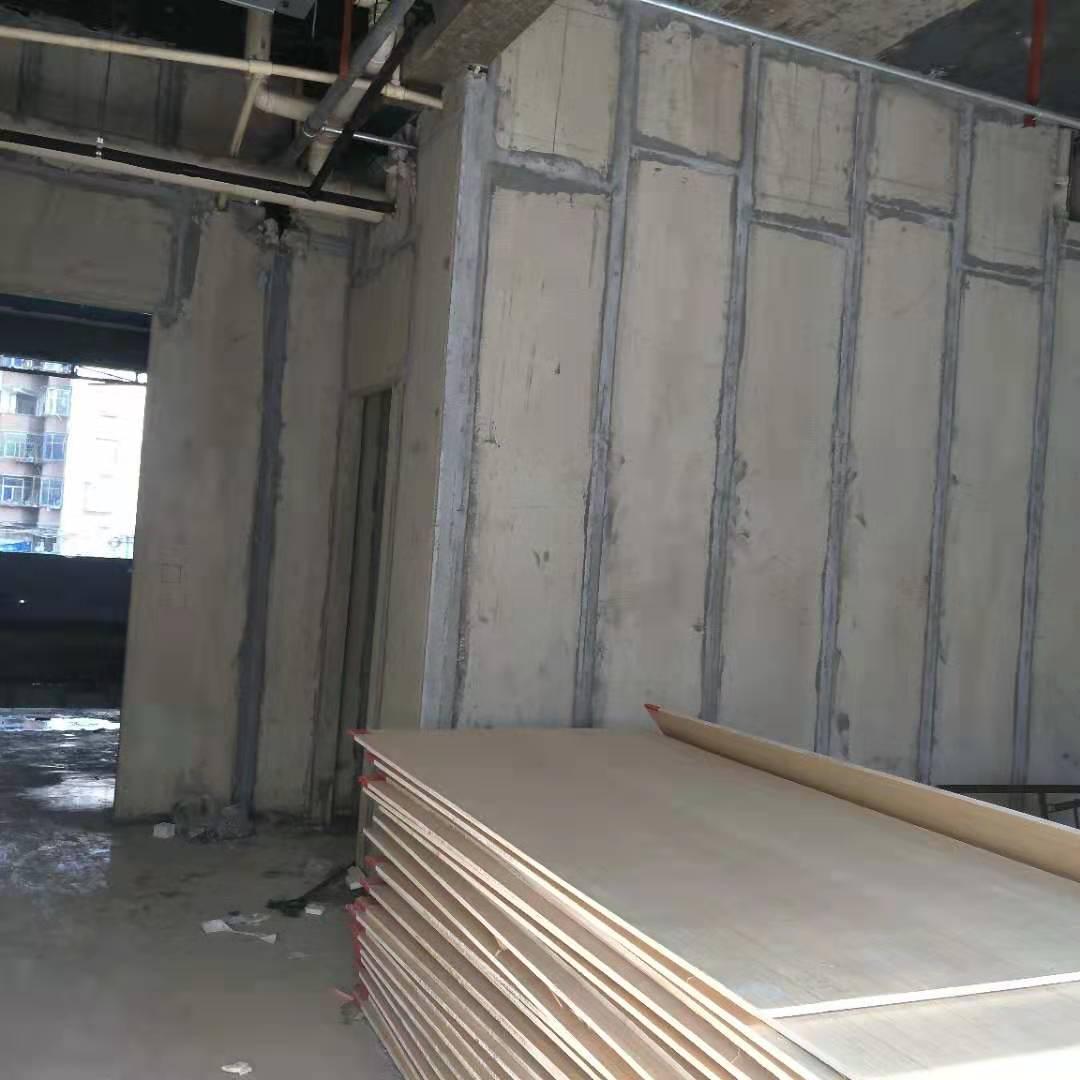 企业轻质隔断板卫生间案例展示