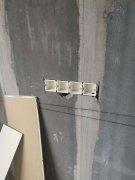 企业轻质隔墙板开线槽案例展示