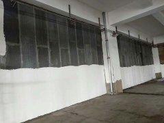 企业仓库防火隔墙板案例展示